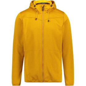Meru Serres - Chaqueta Hombre - amarillo